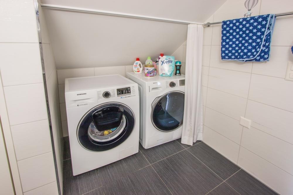 Waschmaschine, Tumbler