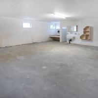 ausbaubares und beheiztes Untergeschoss