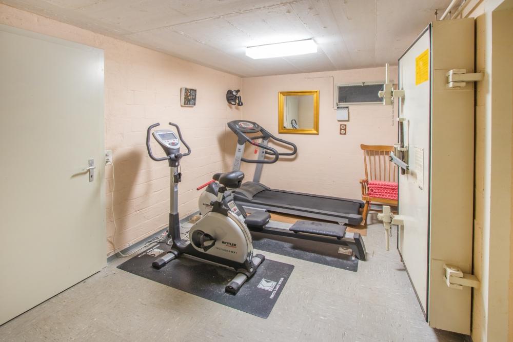 Keller/Fitnessraum