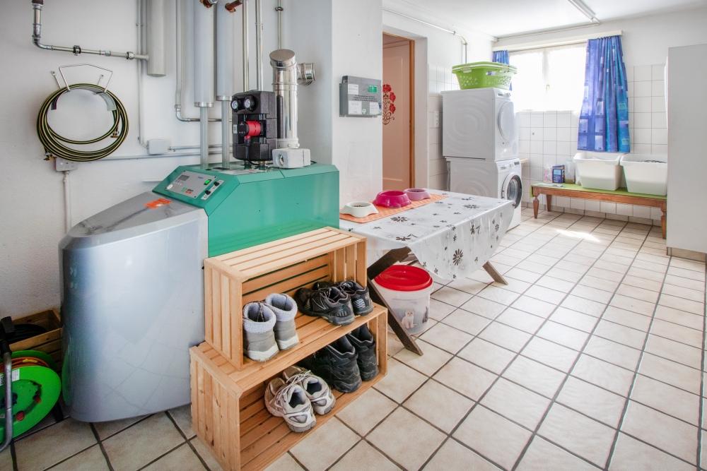 Heizen/Waschraum