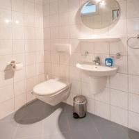 Gäste-WC mit WM/TU