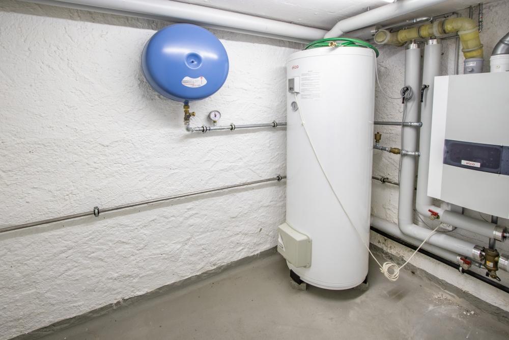 Boiler / Heizung