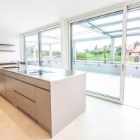 Küche/Terrasse