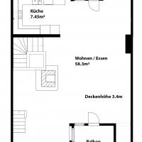 2. Obergeschoss