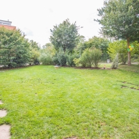 Grosszügiger Garten