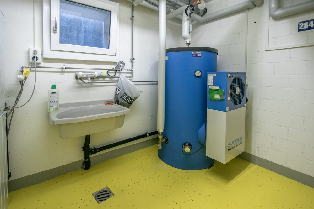 Luft-Wärmepumpen-Boiler