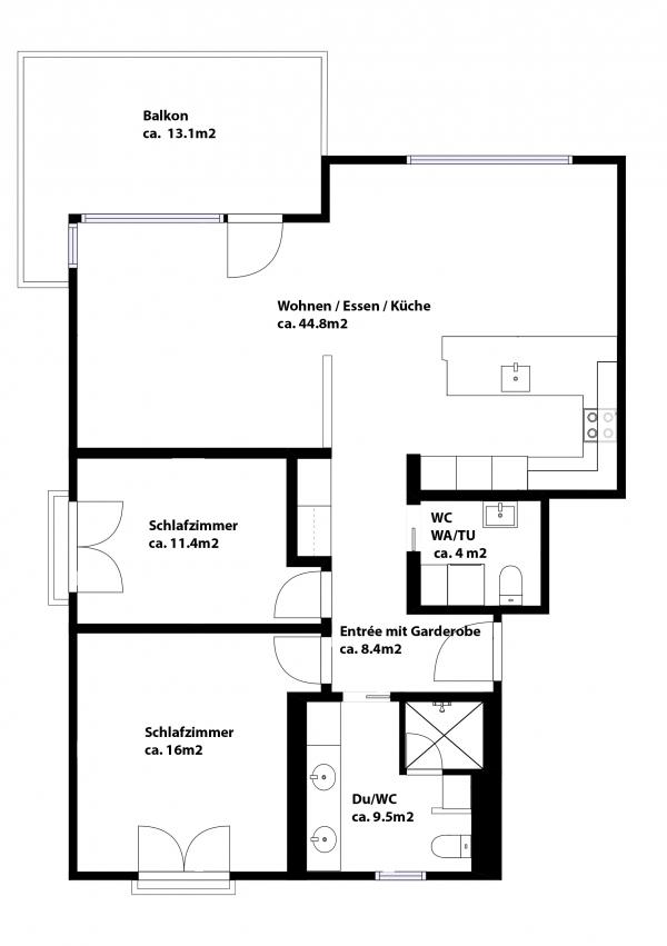1. Obergeschoss