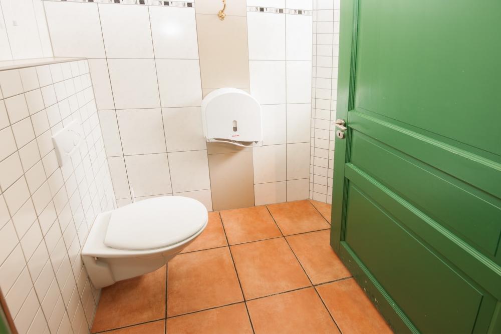 WC fürs Barlokal
