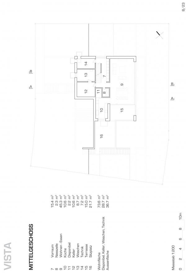 Mittelgeschoss