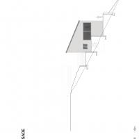 Südwest - Fassade