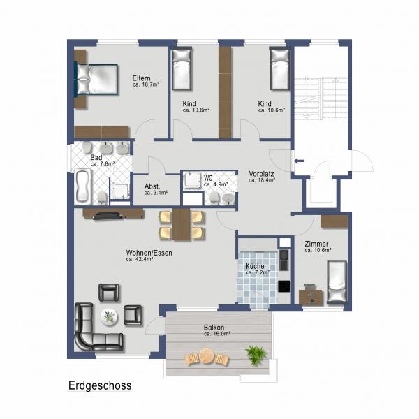 3.Obergeschoss
