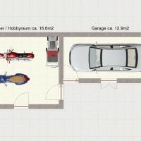 Garagenbox/Atelier